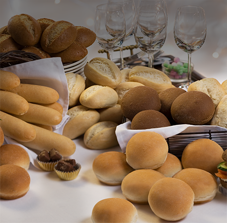 Dinner/Banquet Rolls & Breadsticks
