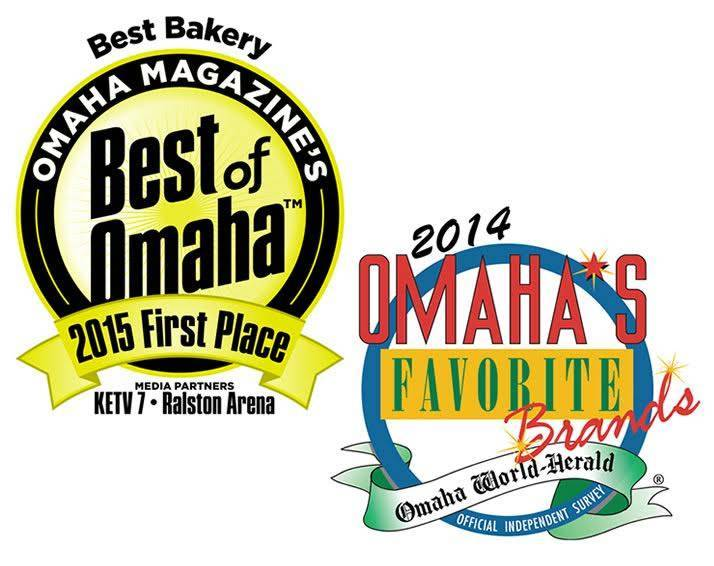Best of Omaha / Omaha's Favorite Brands badges