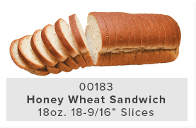 Honey Wheat Sandwich