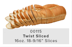 Twist Sliced