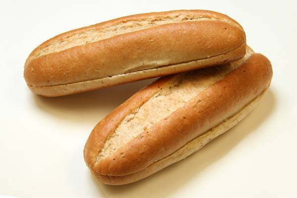 WHEAT Hoagies SLICED