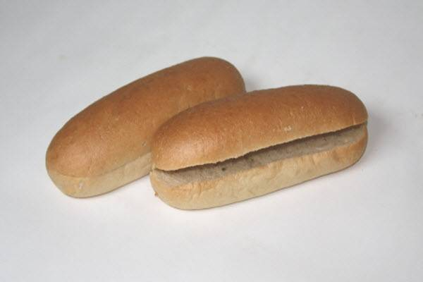 WHITE WHEAT HOTDOG